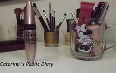 Catarina´s Public Diary: Review! Maybelline Lash Sensational Mascara