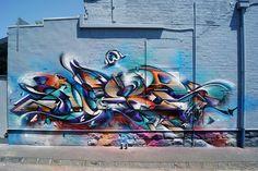 DOES on Gold Street - Melbourne, Australia by Ironlak, via Flickr