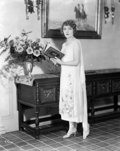Mary Pickford. Anything Goes - Celebrating the 20s