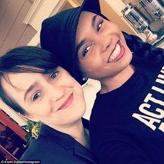 Matilda co-stars Mara Wilson and Kiami Davael snap reunion selfie