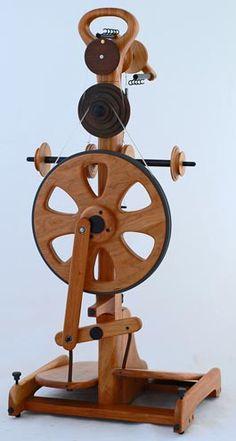 Golding travel wheel, the 'Folding Golding'
