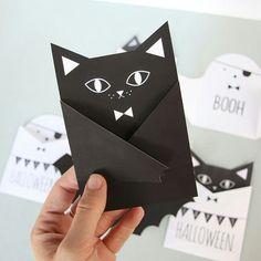 O Halloween já está chegando!Vai fazer uma festinha pra comemorar?…