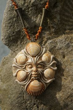 PRIVATEnot for saleMedusa of the Sea by ChaNoJaJewelry on Etsy