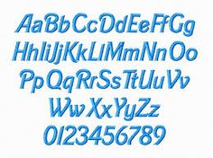 font alphabet sheets - Google Search