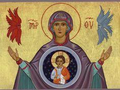 Theotokos Θεοτόκος #icône