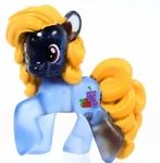 Name: Berry Dreams with Card Manufacturer: Hasbro Series: My Little Pony - Friendship is Magic Release Date: February 2013 For ages: 4 and up Details (Description): Bring home the magic with this static 2 inch PVC figure! Each figure comes with a collector card!