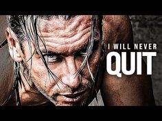 I WILL NEVER QUIT - One of the Best Motivational Speeches Ever by Walter...