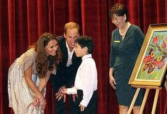 Prince William and Catherine, the Duchess of Cambridge, in Singapore - The Washington Post