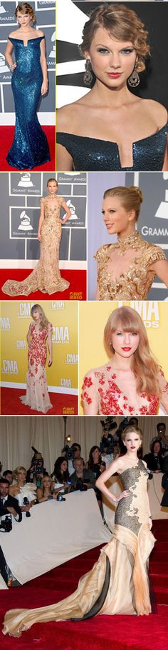 taylor swift red carpet style - www.lapapeteriediva.com.br