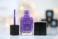 Chanel Le Vernis 697 Terrana, 707 Mediterranée, 717 Coquelicot