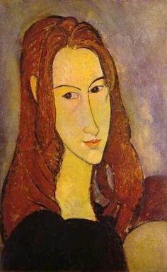 (509) 트위터 Giupina @GPeruz  25분25분 전 번역 보기 #osando ... Chissa', magari un'altra vita! Magari non mia   A.#Modigliani Jeanne Hebuterne