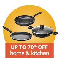 Up to 70% off on Home & Kitchen
