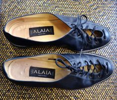 Alaia flats from the Venice Council Thrift