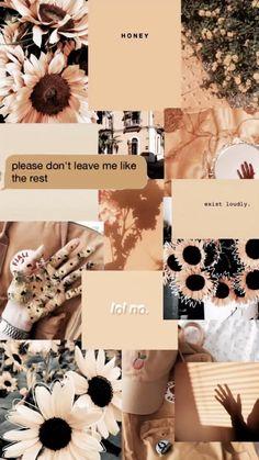 Fond collage