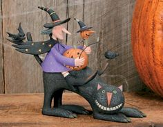 images of willi raye figures | Williraye Studio Halloween Figures at Fiddlesticks, Dallas, TX