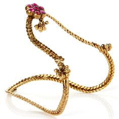 Antique vanki: nackjewellers.com; Rs. 60, 393