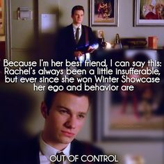 """I love the """"Because I'm her best friend I can say this"""" haha"""