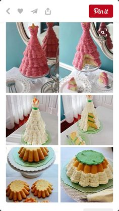 How to Make a Mannequin Cake Tutorial Cake Decorating Techniques, Cake Decorating Tutorials, Cookie Decorating, Bolo Barbie, Barbie Cake, Cupcakes, Cupcake Cakes, Beautiful Cakes, Amazing Cakes
