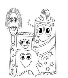 Dental halloween coloring pages pin by on dental hygiene dental kids teeth dental health month home Dental Humor, Dental Hygiene, Dental Care, Dental Assistant, Preschool Art, Preschool Activities, Dental Kids, Children's Dental, Dental Teeth