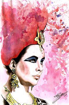 """Elizabeth Taylor in """"Cleopatra"""" - 1963 ♥"""