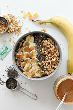 Superfoods Smoothie Bowl - belle vie