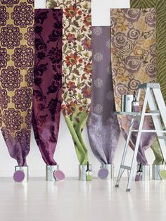 Fall fabrics from veranda.com
