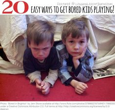 Play matters. Inspiration to get bored kids playing: activities for children, parenting tips and creating spaces for play. Features a hangout with Childhood 101, Learn with Play at home, Picklebums (well...almost) and Lessons Learnt Journal