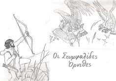 Greek History, Ancient History, Greek Mythology, Colouring Pages, Hercules, Sagittarius, Cattle, School, Apples