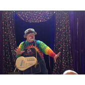 Rainbow will perform at Newark Central tonight, Aug. at pm, with dozens of his friends! Clown Show, Family Events, Rainbow, Concert, Friends, Kids, Children, Rainbows, Amigos