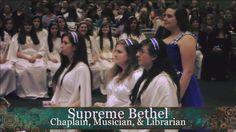 AZ Job's Daughters Bethel 19 having fun at Job's Daughters Supreme Session 2015 #JobsDaughters #JDI #AZJDI #LikeAGirl #BecauseWeCanB19 #B19RocksLouder