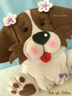 Dog #feltedpuppy