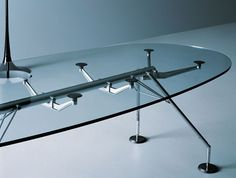 Nomos by Norman Foster | my dining table