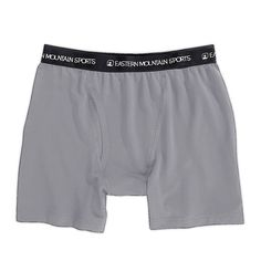 EMS Men's Techwick Boxer Briefs - Eastern Mountain Sports - Important base layer.  Scrap the cotton and get the wicking briefs.  Comfortable and dry