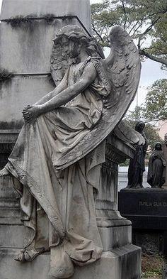 Sao Paulo Cemetery by Sandro Fortunato