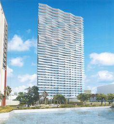 Icon Bay | 42 Floors | 457 ft | Under Construction. www.MicheleKolodner.com