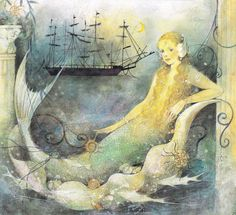 The Little Mermaid, by Suzuko Makino