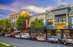 Ashland, Oregon * A small town close to Medford (south of Portland) close to California