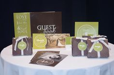 Christie's Creative Corner: Stampin' Up! Convention 2013 Wrap Up  My Digital Studio MDS Samples, Wedding Invitations