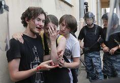 St. Petersburg Gay Pride, 2013: