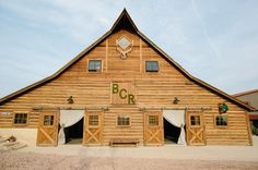 great barn for a reception