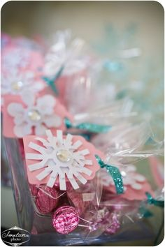 Adorable party favors!