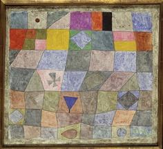 Paul Klee, A friendly meeting