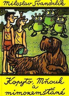 Czech illustration  - Miloslav Švandrlík