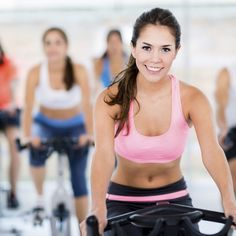 Instructor Secrets to Burn More Calories in Spin Class