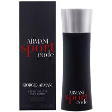 Armani Code Sport Masculino Eau de Toilette