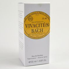 Tento parfém a Bachovy květy, ze kterých je složený, ve vás aktivují pocity radosti, bystrosti a silné vitality.