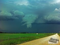 FEATURE CHASER PHOTO goes to TVN Canada chaser @braydonmoreso of Cochrane, AB for this incredible supercell, and what I bet was a tornado on July 7, 2011 in the Alberta High Plains!    Remember less than 6 days now until our Tornado Chasers series Kickstarter campaign is over!      Check it out here!  http://www.kickstarter.com/projects/tornadochasers/tornado-chasers