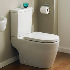 Contemporary Bathrooms, Modern Bathroom, Close Coupled Toilets, Concealed Cistern, Back To Wall Toilets, Shower Fittings, Red Colour Palette, Modern Toilet, Toilet Brush