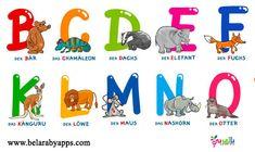 اشكال الحروف الانجليزية بالصور - تعليم انجليزي اطفال - بطاقات تعليم حروف انجليزي لرياض الاطفال - بطاقات تعليمية الحروف الانجليزية كبتل وسمول Otter, Free Printable Worksheets, Free Printables, Preschools, Educational Games, Kids Education, Kindergarten, Rhinoceros, Fox