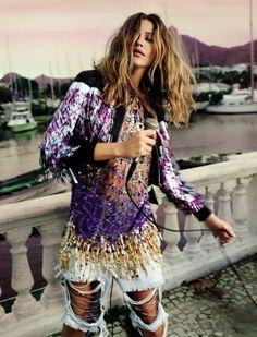 O Rio de Janeiro abraça a moda urbana e divertida, com toques glam. Conheça! | MdeMulher